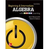 Beginning and Intermediate Algebra with P.O.W.E.R. Learning, 4th Edition by Messersmith, Sherri, 9780073512914