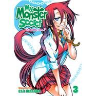 My Monster Secret Vol. 3 by Masuda, Eiji, 9781626922914