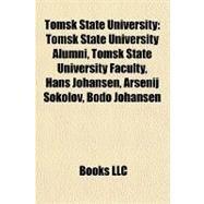 Tomsk State University by , 9781157962915