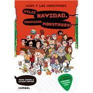 ¡Feliz Navidad, queridos monstruos! / Merry Christmas, dear monsters! by Copons, Jaume, 9788491012917