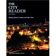 The City Reader by LeGates; Richard T., 9781138812918