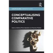 Conceptualising Comparative Politics by Spanakos; Anthony Petros, 9781138782921