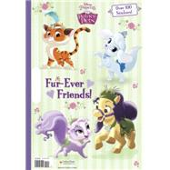 Fur-ever Friends! by Berrios, Frank; RH Disney, 9780736432924