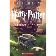 Harry Potter and the Chamber of Secrets (Book 2) by Rowling, J.K.; Kibuishi, Kazu; GrandPré, Mary, 9780545582926