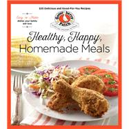 Healthy, Happy, Homemade Meals by Unknown, 9781620932926