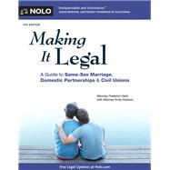 Making It Legal by Hertz, Frederick C.; Doskow, Emily (CON), 9781413322927