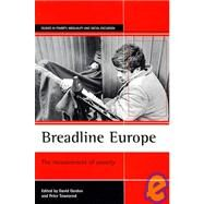 Breadline Europe by Townsend, Peter, 9781861342928