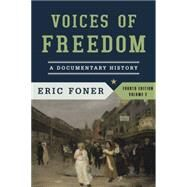 Voices of Freedom by Foner, Eric, 9780393922929