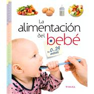 Alimentaci�n del beb� de 0 a 24 meses / Baby nutrition from 0 to 24 months by Susaeta Publishing, Inc., 9788499282930