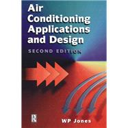 Air Conditioning Application and Design 9780415502931N