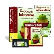 Response to Intervention (Multimedia Kit) : A Multimedia Kit for Professional Development by William N. Bender, 9781412962933