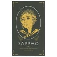 Sappho by Sappho; Barnard, Mary; Fitts, Dudley, 9780520272934