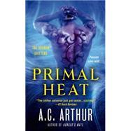 Primal Heat A Paranormal Shapeshifter Werejaguar Romance by Arthur, A. C., 9781250042934