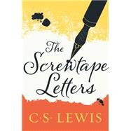 The Screwtape Letters by C. S. Lewis, 9780060652937