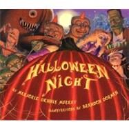 Halloween Night by Murray, Marjorie Dennis, 9780062012937
