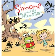 Simone: The Best Monster Ever! by Simard, Rémy, 9781771472937