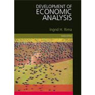 Development of Economic Analysis 7th Edition by Rima; Ingrid H., 9780415772938