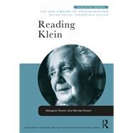 Reading Klein by RUSTIN; MARGARET, 9780415452939