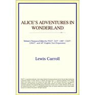 Alice's Adventures in Wonderland : Webster's Thesaurus Edition by ICON Reference, 9780497252939