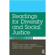 Readings for Diversity and Social Justice by Adams; Maurianne, 9780415892940