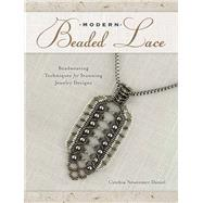 Modern Beaded Lace by Daniel, Cynthia Newcomer, 9781632502940