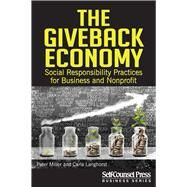The Giveback Economy by Miller, Peter; Langhorst, Carla, 9781770402942