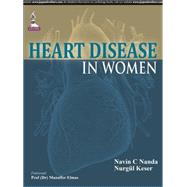 Heart Disease in Women by Nanda, Navin C., M.D., 9789351522942