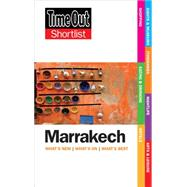 Time Out Shortlist Marrakech by Unknown, 9781905042944