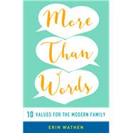 More Than Words by Wathen, Erin, 9780664262945