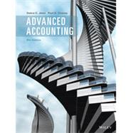 Advanced Accounting by Jeter, Debra C.; Chaney, Paul K., 9781118742945