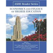 ASHE Reader Series Economics and Finance of Higher Education by Weidman, John; Yeager, John; Cohen, Laurie; DeAngelo, Linda; DeLuca, Kristin; Gunzenhauser, Michael, 9781269912945