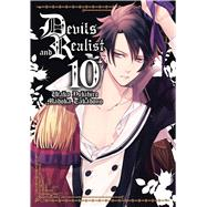 Devils and Realist Vol. 10 by Takadono, Madoka; Yukihiro, Utako, 9781626922945