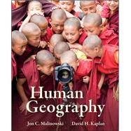Human Geography by Malinowski, Jon; Kaplan, David, 9780073122946