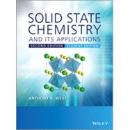 Solid State Chemistry and its Applications by West, Anthony R., 9781119942948