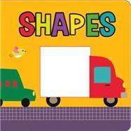 Shapes by Bonnier Publishing; Graire, Virginie, 9781499802948