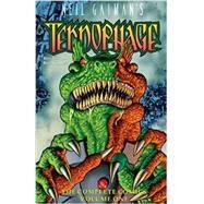 Neil Gaiman's Teknophage by Gaiman, Neil; Veitch, Rick; Talbot, Bryan, 9781629912950