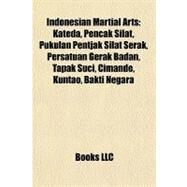 Indonesian Martial Arts by , 9781155452951
