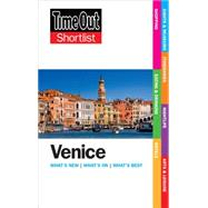 Time Out Shortlist Venice by Unknown, 9781905042951
