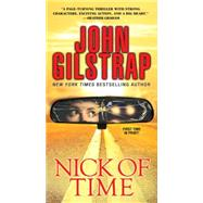 Nick of Time by Gilstrap, John, 9780786032952
