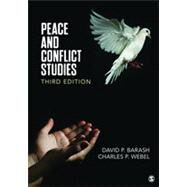 Peace and Conflict Studies by Barash, David P.; Webel, Charles, 9781452202952