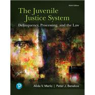 The Juvenile Justice System Delinquency, Processing, and the Law by Merlo, Alida V.; Benekos, Peter J; Champion, Dean J, 9780134812953