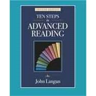 Ten Steps to Advanced Reading by Langan, John, 9781591942955