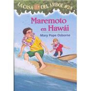 Maremoto en Hawai / High Tide in Hawaii by Osborne, Mary Pope; Murdocca, Sal; Brovelli, Marcela, 9781933032955