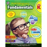 Prekindergarten Fundamentals by Thinking Kids, 9781483812960