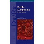 Dx/Rx: Lymphoma by Persky, Daniel O., 9780763792961
