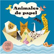 Animales de papel/ Paper Animals by Lectio Ediciones, 9788416012961