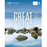 GREAT WRITING 4:GREAT ESSAYS-W/ACCESS by Unknown, 9781285952963