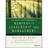 The Jossey-bass Handbook of Nonprofit Leadership and Management by Renz, David O., 9781118852965