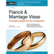 Fiance & Marriage Visas + Website by Bray, Ilona, 9781413322965