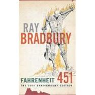 Fahrenheit 451 by BRADBURY, RAY, 9780345342966